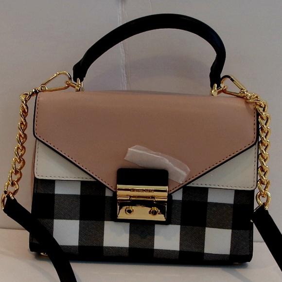 7b226a2926e Michael Kors Jayne small Pebbled leather Trunk Bag.  M_5cb3fc389ed36dcf9ba4c182